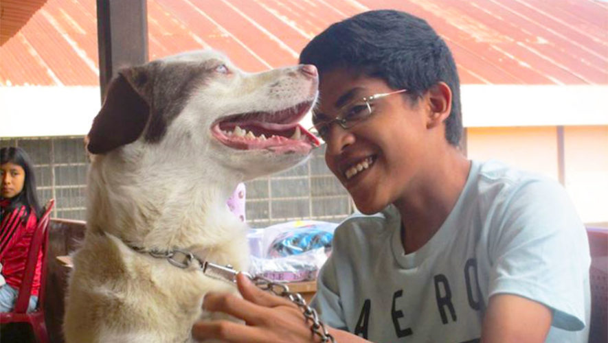 Cena benéfica para ayudar a perros en Antigua Guatemala | Febrero 2020