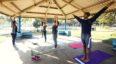 Clases gratuitas de yoga en Campo Marte | Marzo 2020