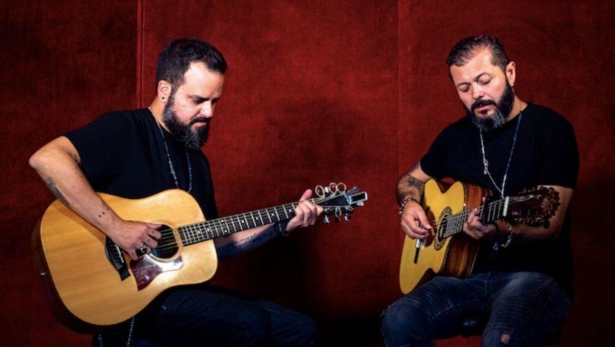 Concierto de Edgar Oceransky y Diego Ojeda en Guatemala | Marzo 2020