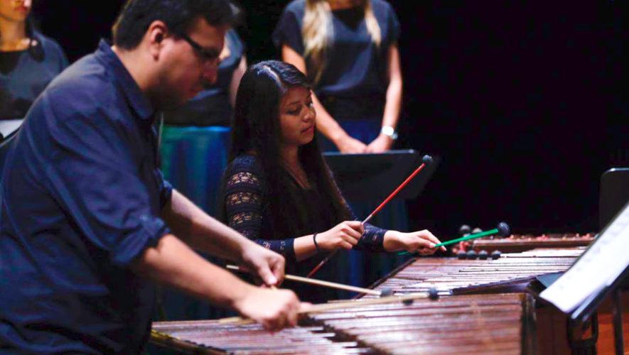 Concierto de Marimba Contemporánea en el Teatro Nacional | Marzo 2020