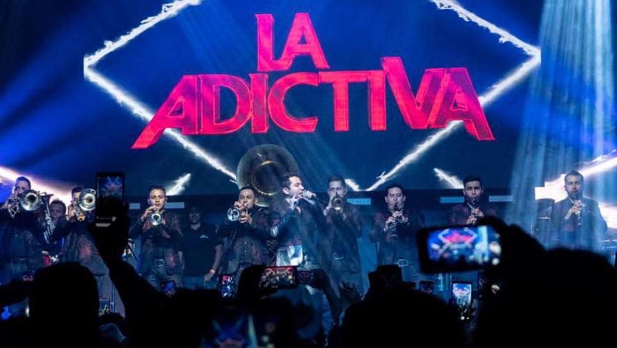 Concierto de La Adictiva en Guatemala | Marzo 2020
