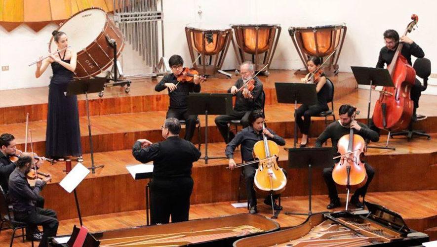 Concierto de la Orquesta Sinfónica Nacional con obras de Mozart   Febrero 2020