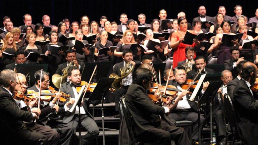 Concierto gratuito del Día del Cariño por el Coro Nacional | Febrero 2020