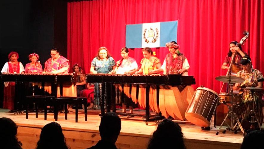 Conciertos gratuitos por el Día Nacional de la Marimba | Febrero 2020