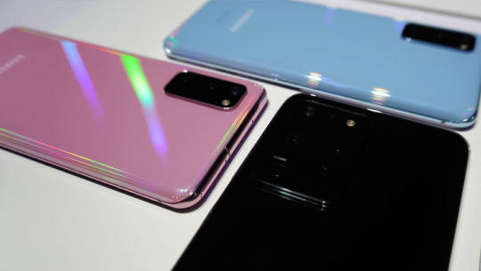 Conoce el nuevo Samsung Galaxy S20, un dispositivo con tecnología 5G