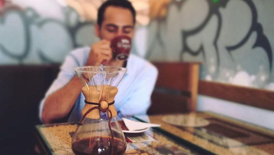 Curso de café para principiantes en Zona 13 | Marzo 2020