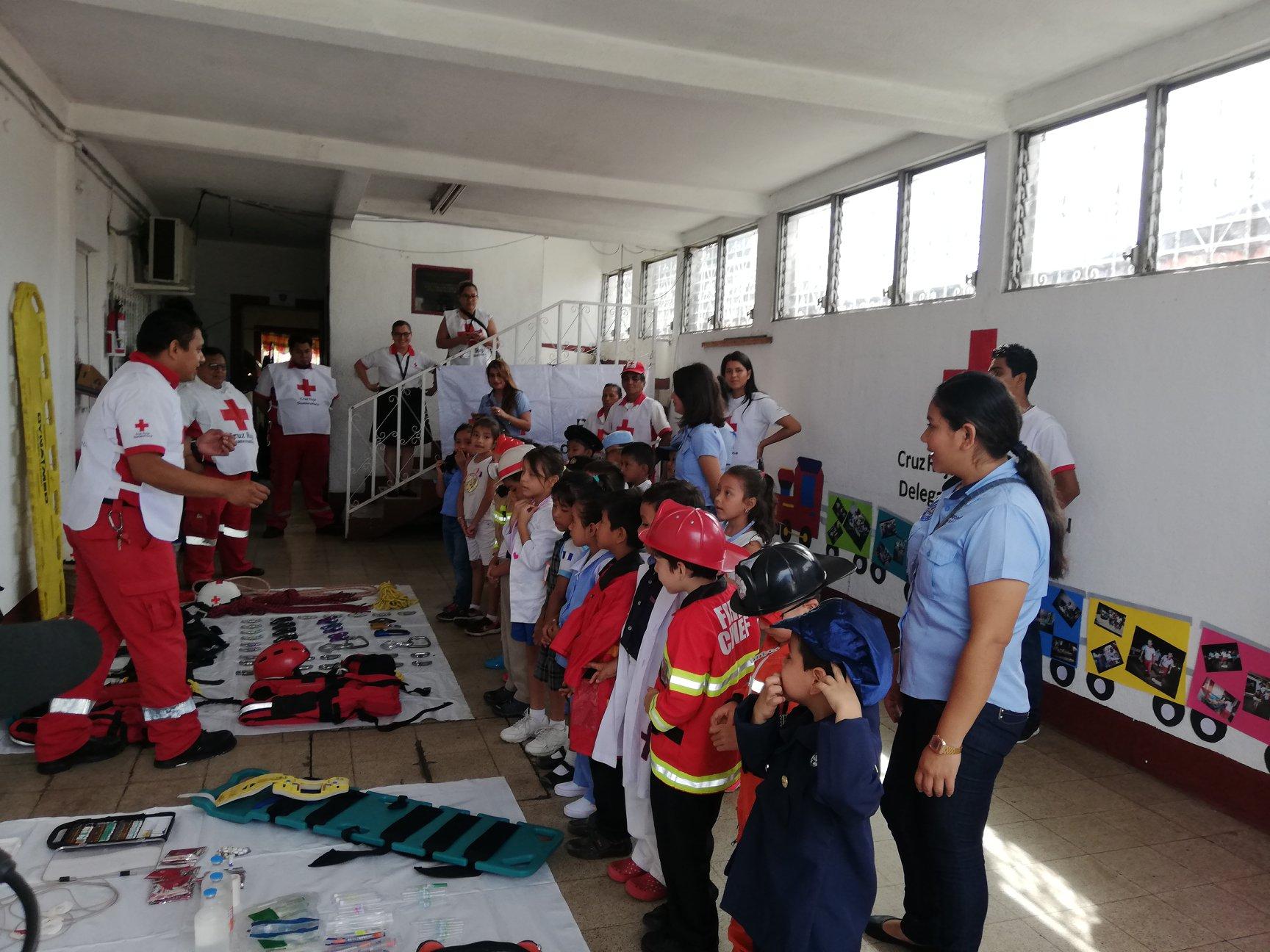 (Foto: Cruz Roja Guatemalteca)