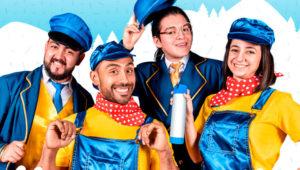 El Metrocarril de los Altos, comedia con Bambuchia | 2020