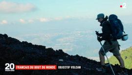 El Volcán de Pacaya fue destacado en un reportaje de France 2