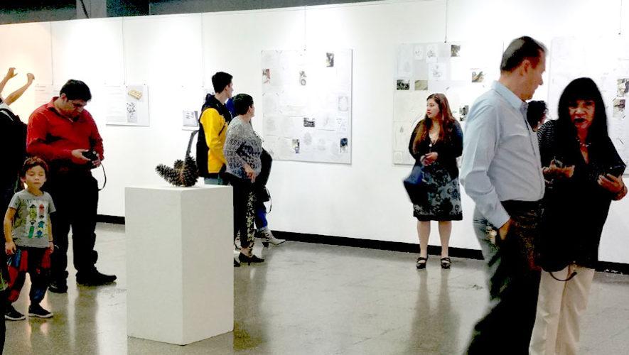 El arte no se explica, exposición de Javier Cárcamo en la ENAP | Marzo 2020