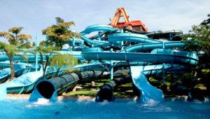 Excursión familiar al parque acuático Xocomil | Marzo 2020