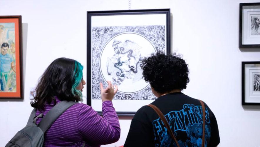 Exposición en homenaje al maestro Manuel Barrios en la ENAP | Febrero - Marzo 2020