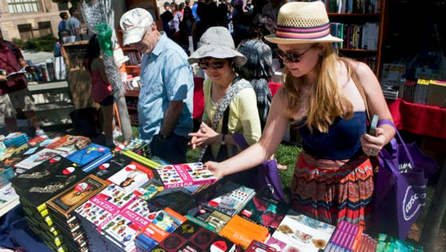 Feria del Libro en Antigua Guatemala |  Febrero 2020