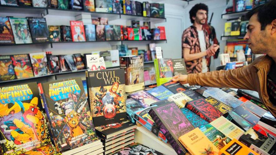 Feria del Libro en la Universidad de San Carlos | Febrero 2020