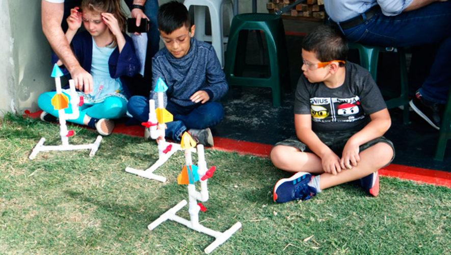 Festival familiar dedicado a las matemáticas en el Parque Kanajuyú | Marzo 2020