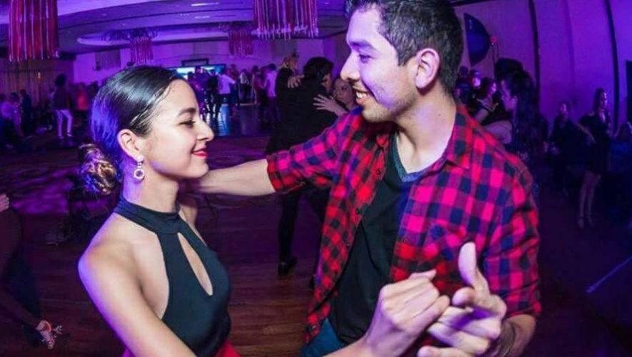 Fiesta de ritmos latinos de In Motion Dance y Fitness | Febrero 2020