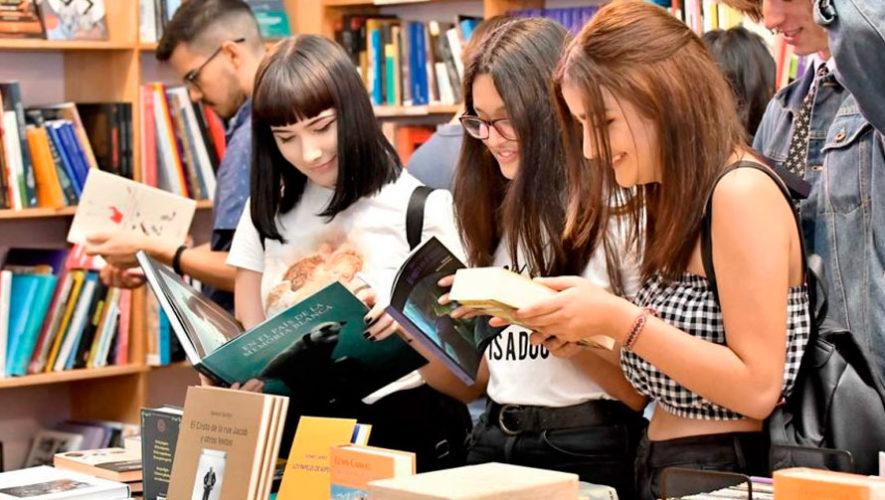 Filgua virtual, Feria Internacional del Libro en Guatemala | Noviembre - Diciembre 2020