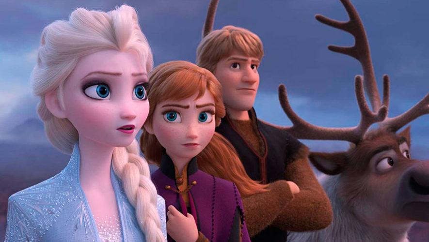 Frozen 2, musical infantil en el Teatro Abril | 2020