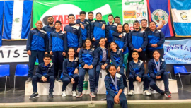 Guatemala se llevó 18 medallas del Campeonato Centroamericano Infantil y Juvenil 2020