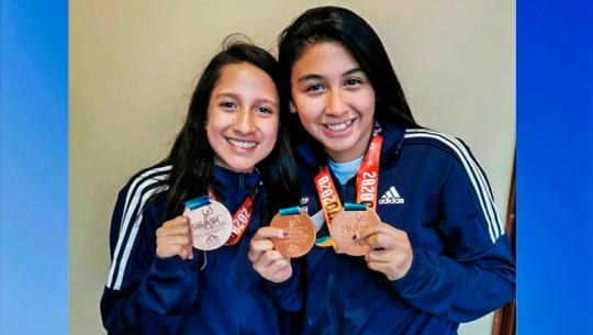 Guatemala se llevó 2 bronces del Campeonato Sudamericano Juvenil Quito 2020