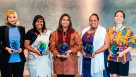 Guatemalteca ganó premio para mujeres científicas en el mundo