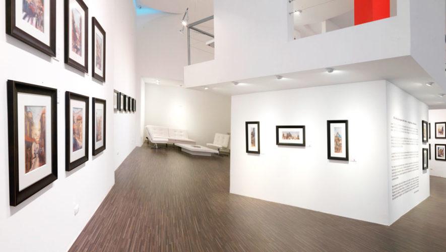 Hilos Extendidos, exposición colectiva de arte en Paseo Cayalá | Marzo - Abril 2020