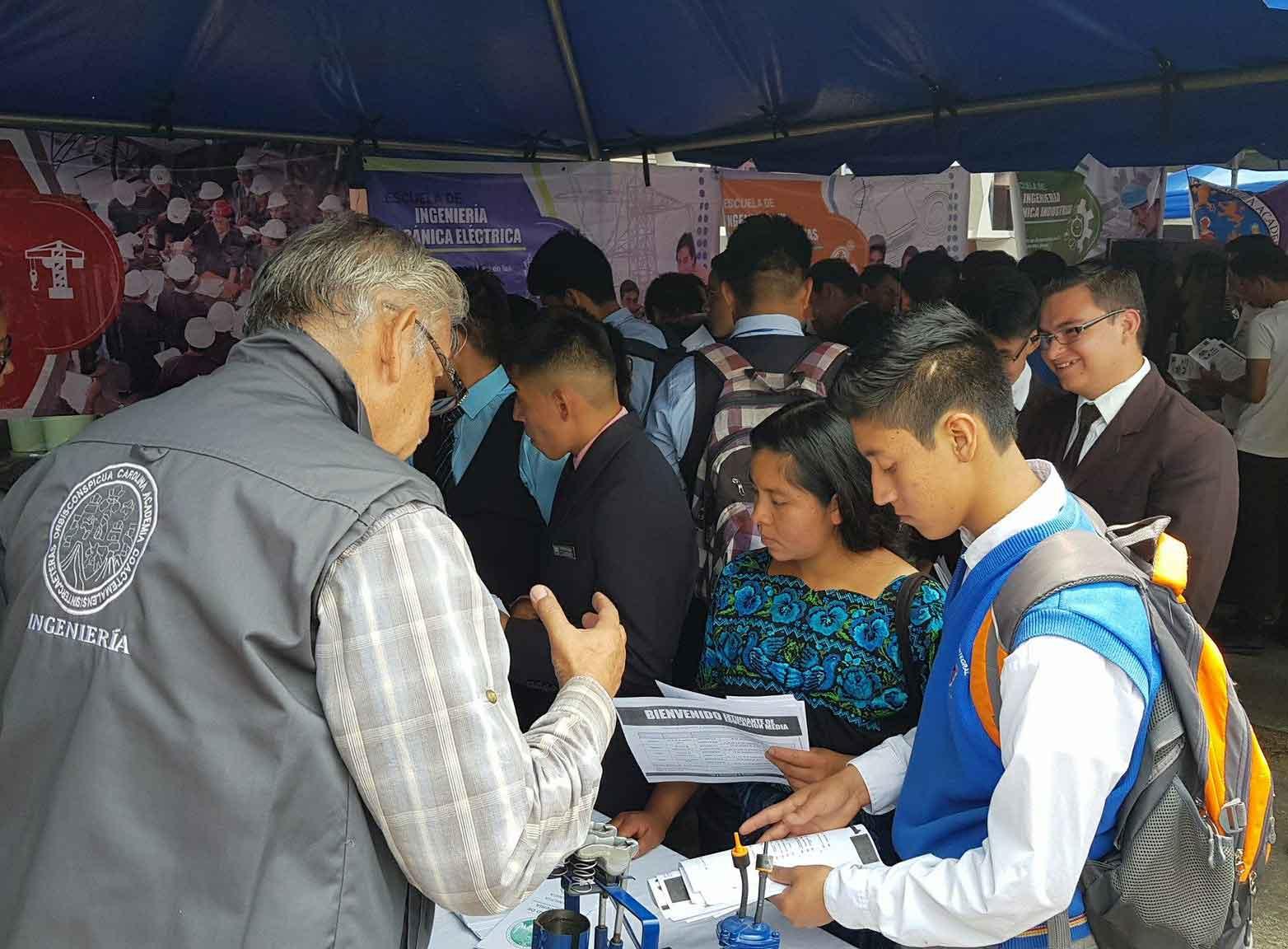 INFOUSAC 2020 Guatemala