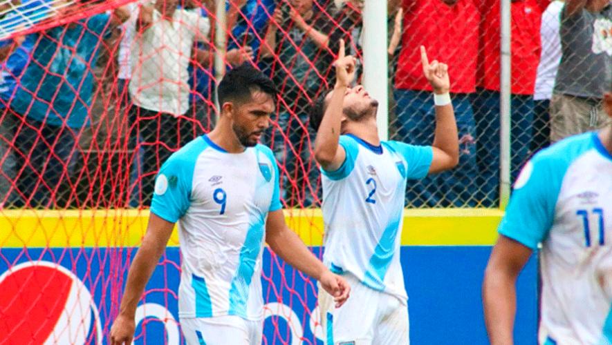 Jugadores convocados de Guatemala para el partido amistoso vs. Panamá, marzo 2020