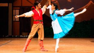 La Bella y La Bestia, por el Ballet Nacional de Guatemala | Marzo 2020