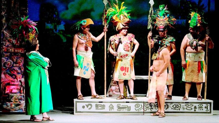 La Epopeya de las Indias Españolas, obra de teatro guatemalteca | Marzo 2020