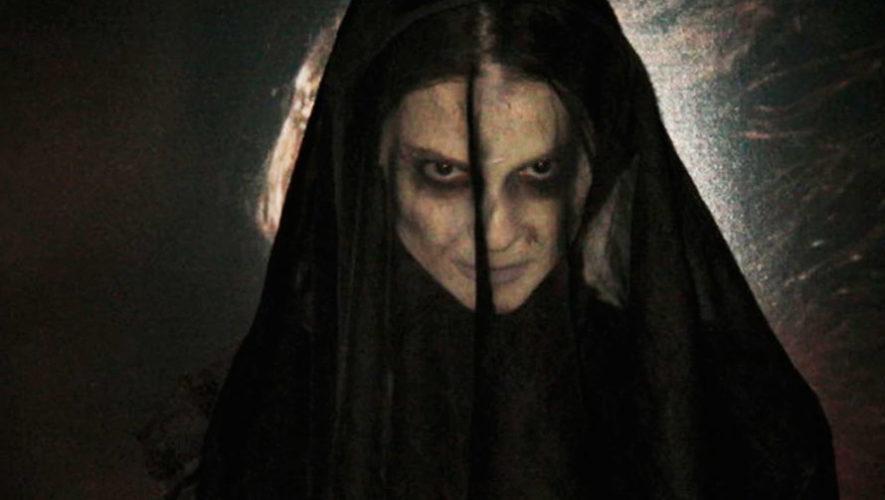 La Mujer de Negro, obra de terror en el Teatro Manuel Galich   Marzo 2020