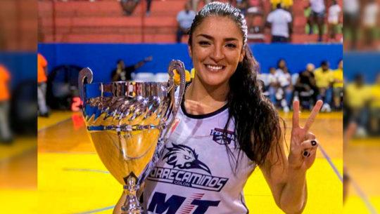 Linda González ganó su segundo título consecutivo con el Correcaminos de Panamá