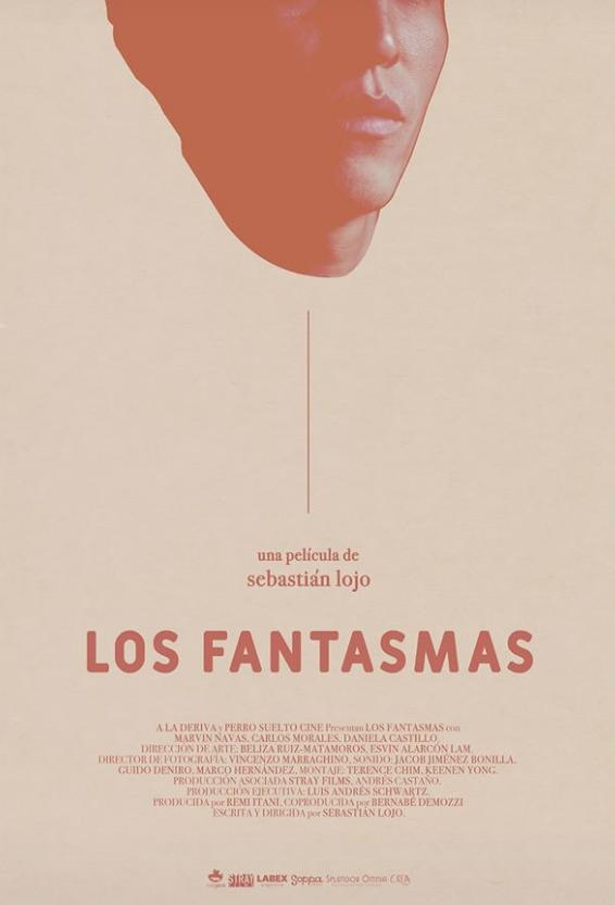 Los Fantasmas será proyectado en La Semana de la Crítica del Festival de Cine en Berlín 2020