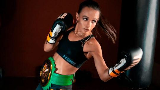 María Micheo defenderá por segunda vez el título Internacional Femenil WBC en México