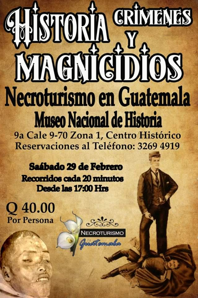 (Foto: Nectroturismo en Guatemala)