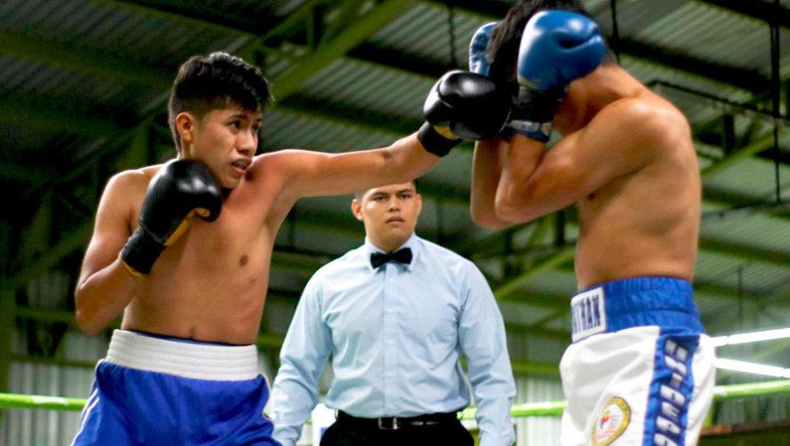 Noche de boxeo profesional en Zona 10 | Marzo 2020