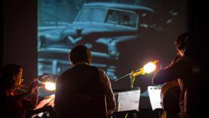 Noche de cine concierto en la Alianza Francesa | Febrero 2020