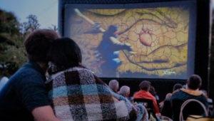 Noche romántica de picnic y cine en Antigua Guatemala | Febrero 2020