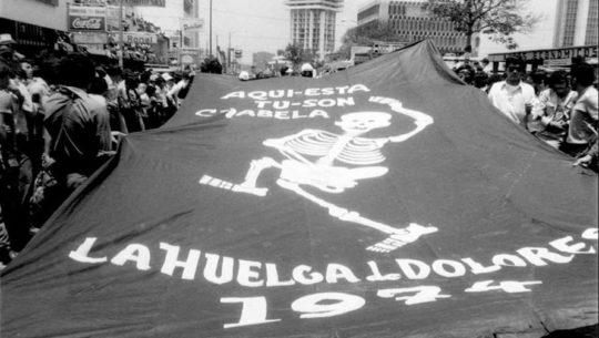 """Origen del nombre del himno huelguero """"Chalana"""" de la USAC"""