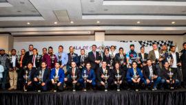 Premian a los pilotos más destacados de automovilismo y kartismo de Guatemala en 2019