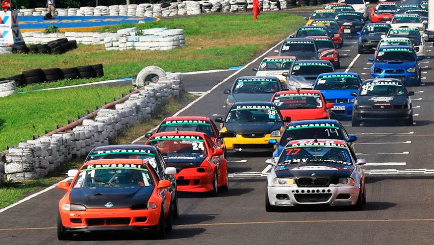 Primera fecha del Campeonato Nacional de Automovilismo | Marzo 2020