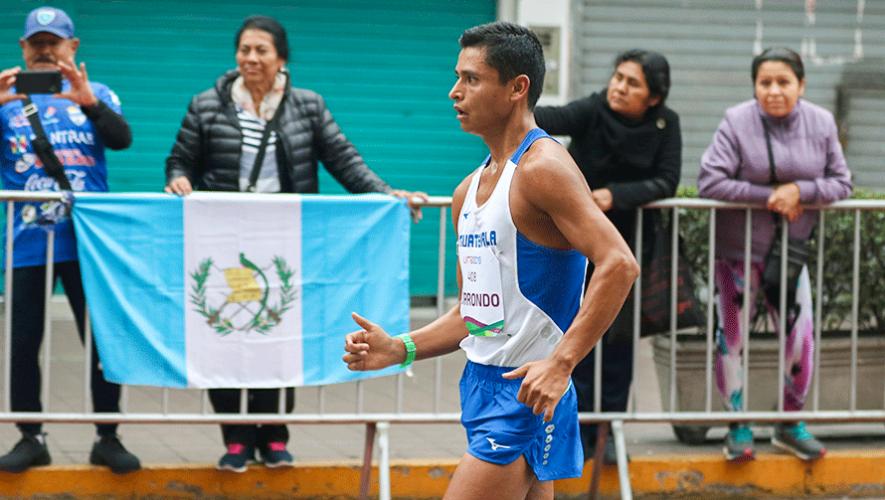 Qué necesita Erick Barrondo para asegurar su clasificación a Juegos Olímpicos Tokio 2020
