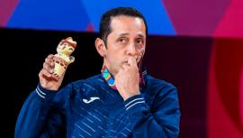 Raúl Anguiano fue elegido como el mejor paratleta de América del 2019