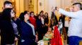 Recorrido Cinco Sentidos en el Patronato Santo Domingo | Marzo-Abril 2020