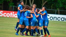 Resultados de Guatemala en el Campeonato Femenino Sub-20 Concacaf 2020