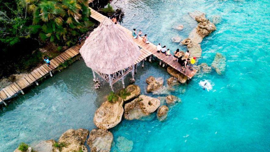 Romántico viaje a las Grutas de Bombil Pek y Laguna Lachuá | Febrero 2020