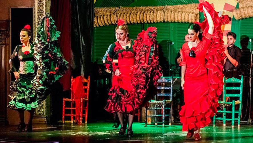 Show de baile flamenco y música en vivo | Febrero 2020