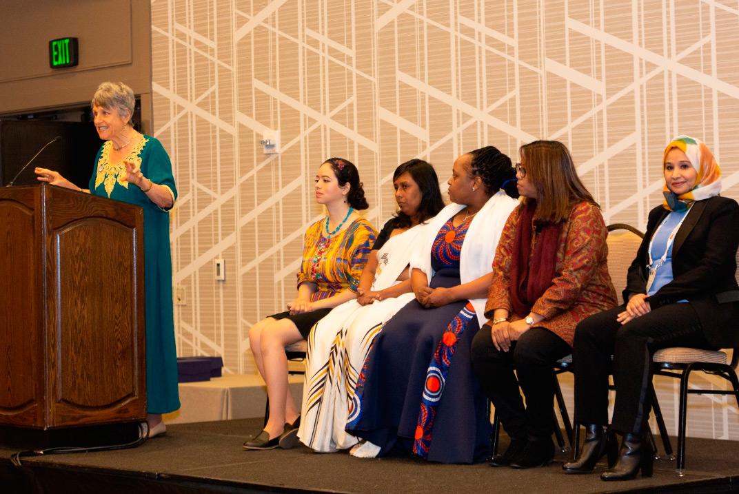 Susana Arrechea ganó premio OWSD-Elsevier para Mujeres Científicas en el Mundo