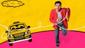 Taxi, comedia en el Teatro Lux   Febrero - Marzo 2020