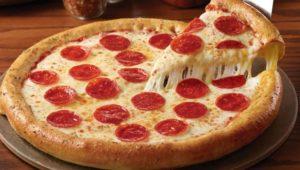 Todo lo que puedas comer de pizza en Chuck E. Cheese | Febrero 2020